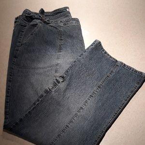 Blue Jean's/capris jeans
